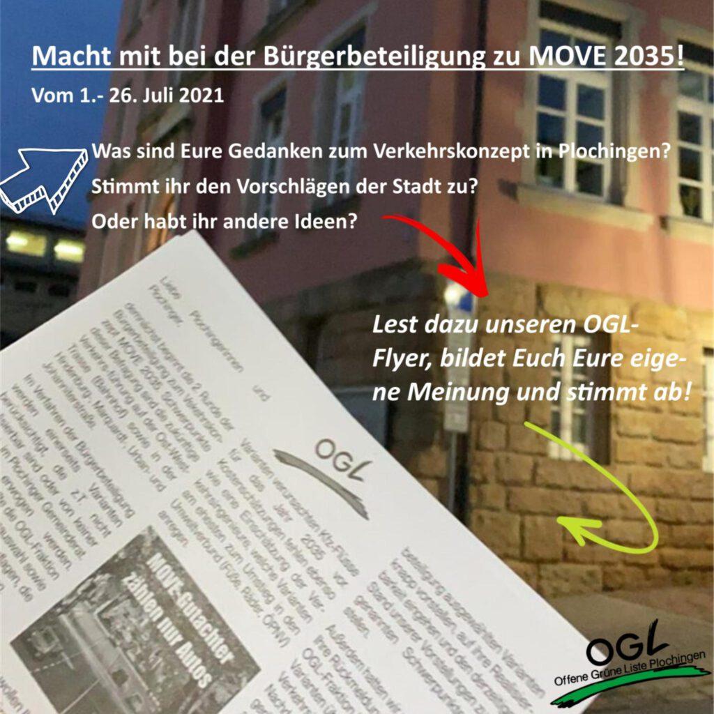 2. Bürgerbeteiligung zu MOVE: Warum haben wir den Flyer gemacht?