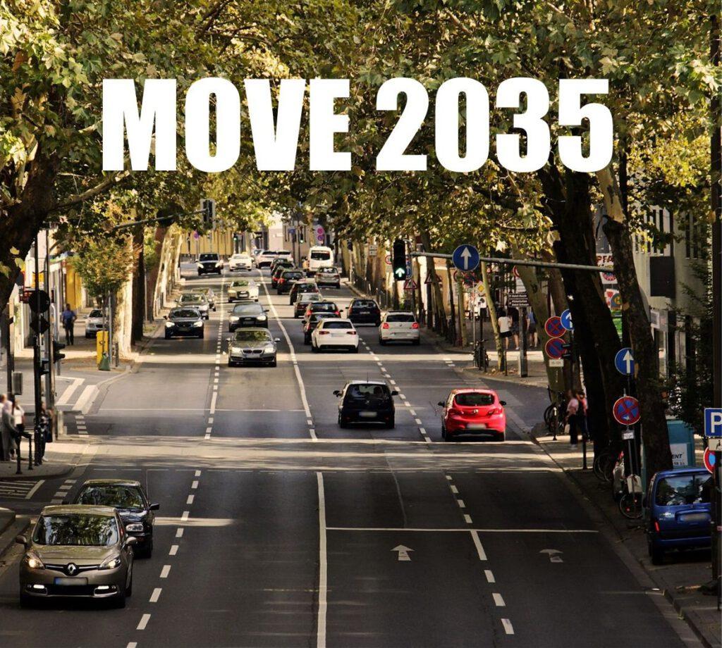 Endspurt: 2. Runde Bürgerbeteiligung Move 2035 – bis 26. Juli möglich!